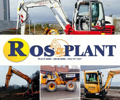 Roswick creates new machinery hire division