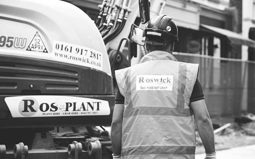 Drainage Services in Northern Ireland, UK and Ireland by Roswick Ltd
