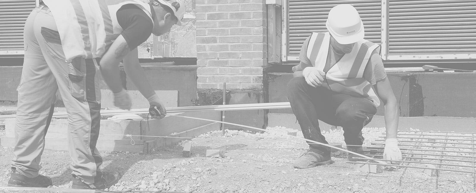 Services - concrete work
